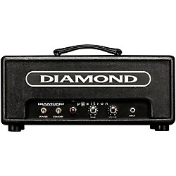 Diamond Amplification Positron Vanguard Series 18W Tube Guitar Amp Head (Positron)