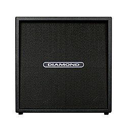 Diamond Amplification Vanguard 4x12 300W 16 Ohm Guitar Cab (Vanguard 4x12)