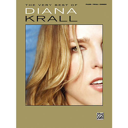 Alfred Diana Krall The Very Best of Piano/Vocal/Chords