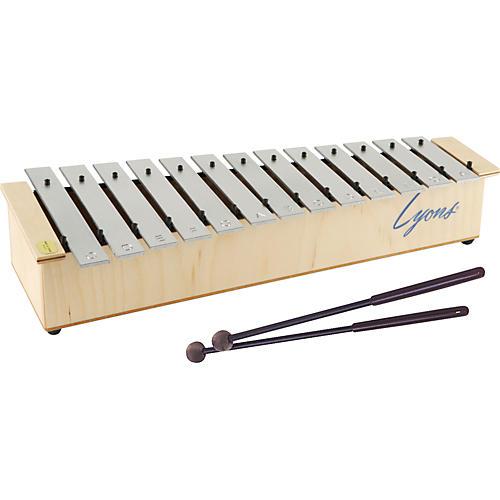Lyons Diatonic Alto Glockenspiel with Mallets-thumbnail