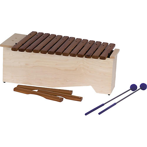 Lyons Diatonic Alto Xylophone with Mallets-thumbnail