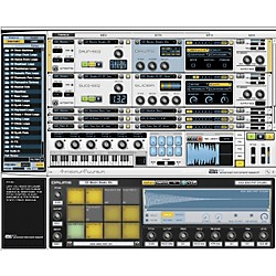 Digidesign Transfuser Virtual Instrument Software (9910-58865-00)