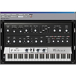 Digidesign Velvet - Virtual Electric Piano (9910-55849-00)