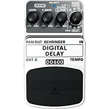 Behringer Digital Delay DD600 Guitar Effects Pedal