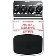 Behringer Digital Mulit-FX FX600 Guitar Multi-Effects Pedal