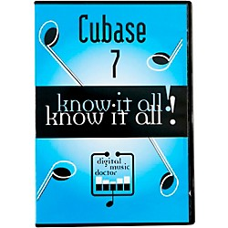 Digital Music Doctor Cubase 7 Know It All! Video Tutorial (DMDCB711)