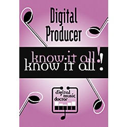 Digital Music Doctor Digital Producer - Know It All! DVD (DMD0DP10)
