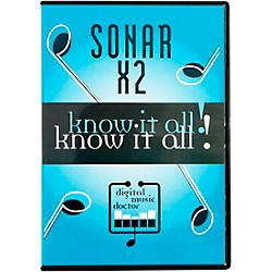 Digital Music Doctor Sonar X2 Know It All! DVD (DMDSX211)