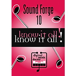 Digital Music Doctor Sound Forge 10 - Know It All! DVD (DMDSF101)