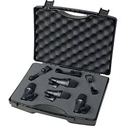 Digital Reference DRDK4 4-Piece Drum Mic Kit (DRDK4)