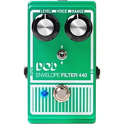 Digitech DOD 440 Envelope Filter Guitar Effects Pedal (USM-DOD440-14)