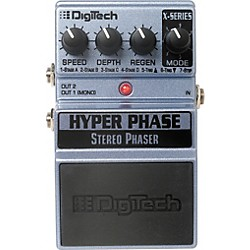 Digitech XHP Hyper Phase Stereo Phaser Pedal (USM-XHP)