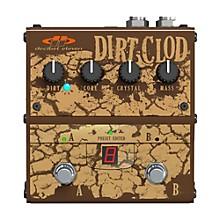 Decibel Eleven Dirt Clod Analog Overdrive-Distortion Guitar Effects Pedal