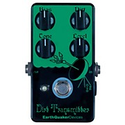 EarthQuaker Devices Dirt Transmitter Fuzz Guitar Effects Pedal