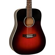 Recording King Dirty 30's 12-String Dreadnought Acoustic Guitar