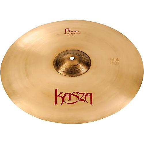 Kasza Cymbals Dirty Bell Rock Crash Cymbal-thumbnail