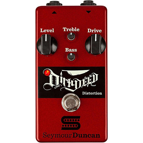 Seymour Duncan Dirty Deed Distortion Pedal-thumbnail