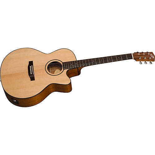 Bedell Discovery BDMCE-18-M Orchestra Cutaway Acoustic-Electric Guitar