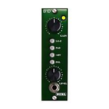 Burl Audio Discrete Class A Mic Preamp