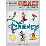 Hal Leonard Disney - Keyboard Percussion -Easy Instrumental Play-Along Book with Online Audio Tracks
