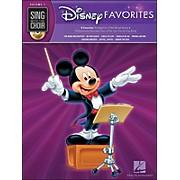 Hal Leonard Disney Favorites - Sing with The Choir Series Vol. 7 Book/CD