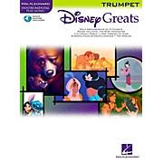 Hal Leonard Disney Greats for Trumpet Book/Online Audio Instrumental Play-Along