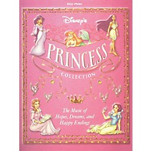 Hal Leonard Disney Princess Collection For Easy Piano