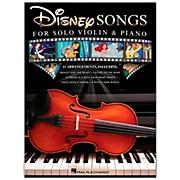 Hal Leonard Disney Songs for Solo Violin & Piano