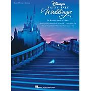 Hal Leonard Disney's Fairy Tale Weddings for Piano/Vocal/Guitar
