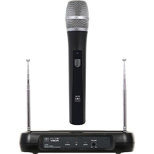 Galaxy Audio Diversity VHF Wireless Handheld Microphone System