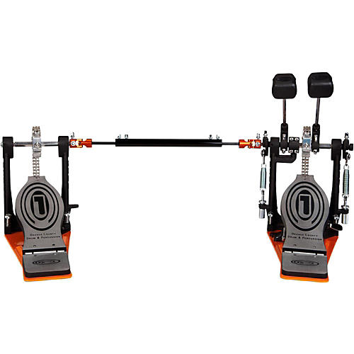 Orange County Drum & Percussion Double Bass Drum Pedal-thumbnail
