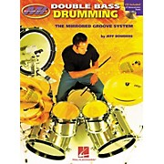Musicians Institute Double Bass Drumming: The Mirrored Groove System Book with CD