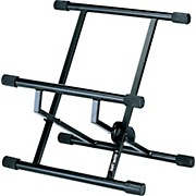 Quik-Lok Double-Brace Low-Profile Amp Stand