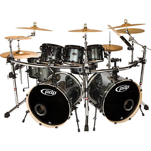 PDP by DW Double Drive 8-Piece Shell Pack-thumbnail