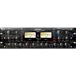 Drawmer S2 SIGNATURE SERIES DUAL CHANNEL TUBE COMPRESSOR (S2)