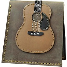 Axe Heaven Dreadnought Acoustic Guitar Wallet - Handmade - Genuine Leather