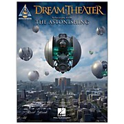 Hal Leonard Dream Theater - Selections from the Astonishing Guitar Tab Songbook