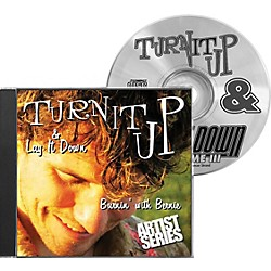 Drum Fun Inc Turn It Up and Lay It Down, Volume 9 - Burnin' with Bernie - Play Along CD for Drummers (451098)