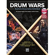 Alfred Drum Wars - Book & DVD