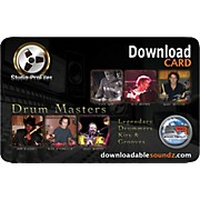 Sonic Reality Drummer Tracks DL Multibox