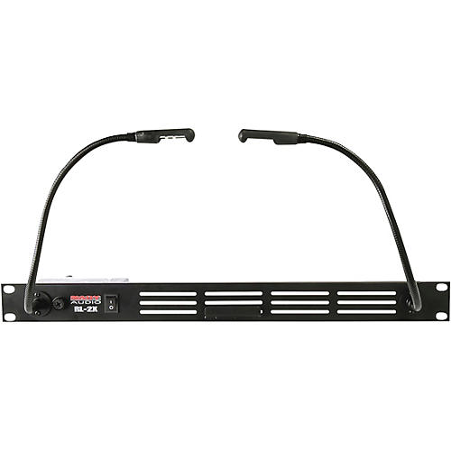 Nady Dual Gooseneck LED Rack Light-thumbnail