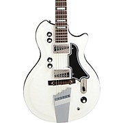 Supro Dual-Tone Semi-Hollow Electric Guitar