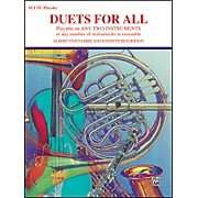 Alfred Duets for All Flute Piccolo