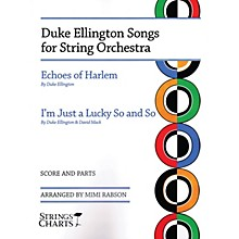 String Letter Publishing Duke Ellington Songs for String Orchestra String Letter Publishing Series Softcover by Mimi Rabson