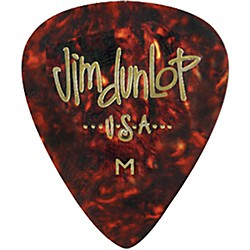 Dunlop Celluloid Classic Guitar Picks 1 Dozen (483P05MD)