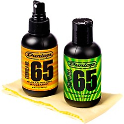 Dunlop Formula 65 Guitar Polish Kit (6501)