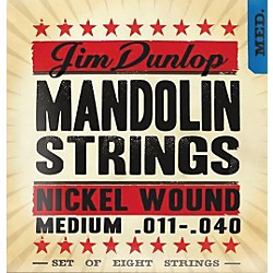 Dunlop Medium Phosphor Bronze Mandolin Strings (DMP1140)