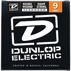 Dunlop NPS 8-string Electric Guitar Strings (9-65) (DEN0965)