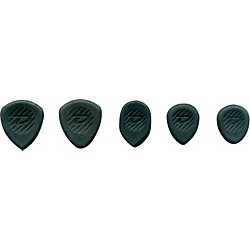 Dunlop Primetone 3-Pick Players Pack 3 MM Guitar Picks (477P304)
