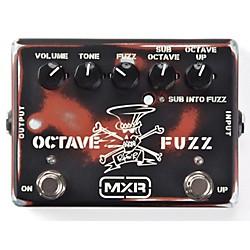 Slash octave fuzz pedal